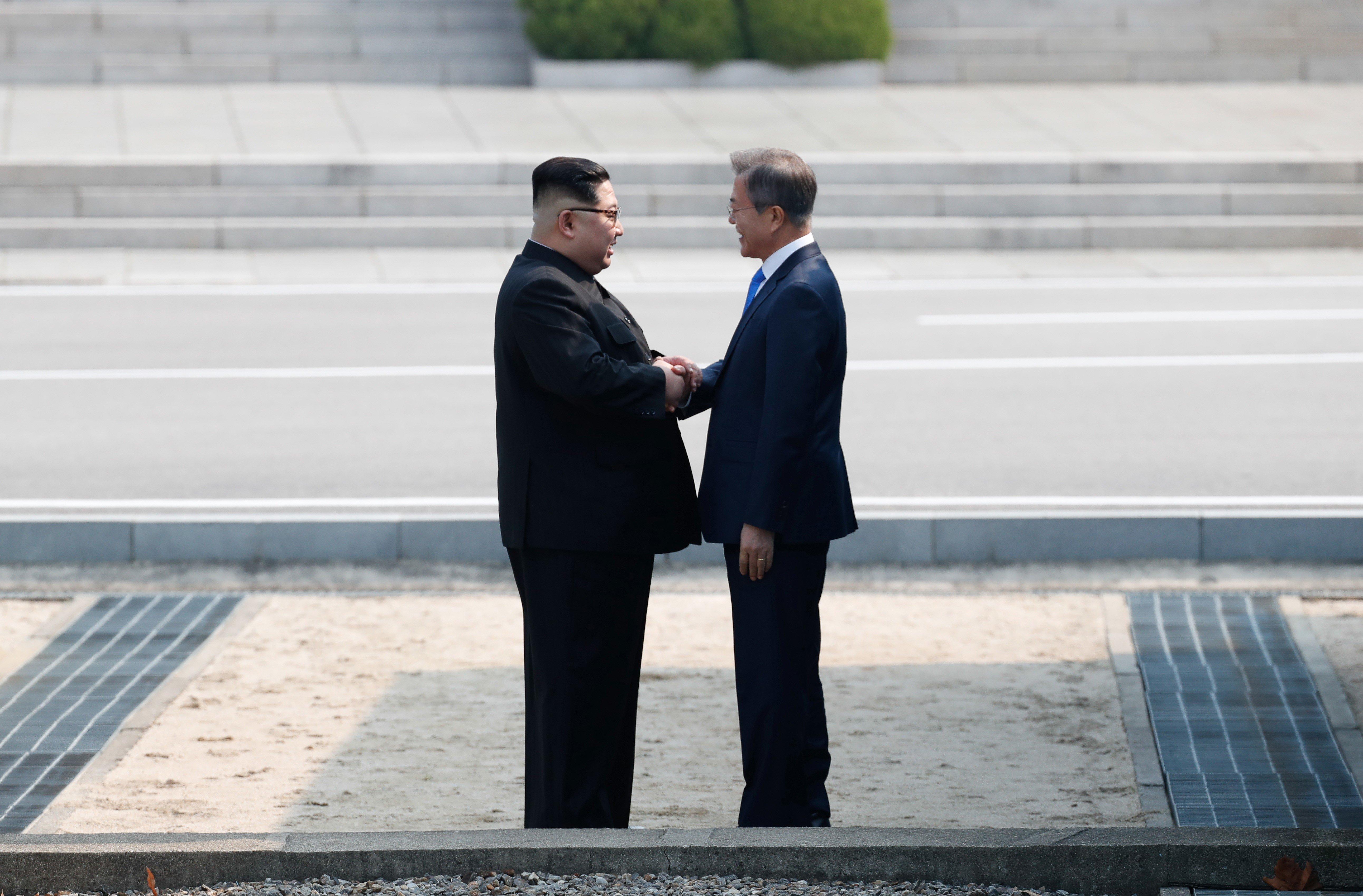 """Kim Jong-un will nach historischem Gipfel """"neues Kapitel"""" aufschlagen"""