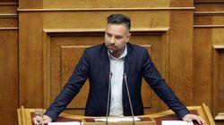 Ανεξαρτοποιήθηκε ο βουλευτής της Ένωσης Κεντρώων, Γιώργος