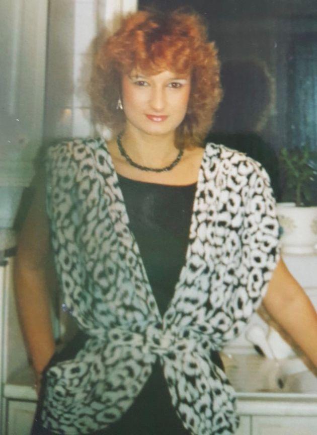 Rachel Moss' mother Heather in
