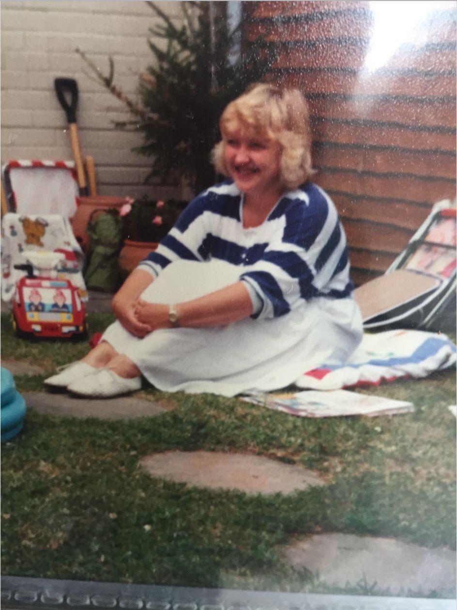 Amy Packham's mother Lynnin