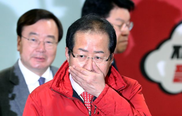홍준표 자유한국당 대표가 남북정상회담을