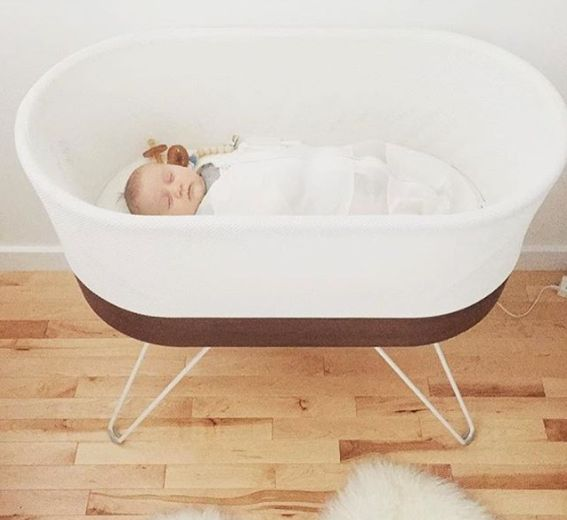 Parents Divided Over Self-Rocking Crib For Newborns, So Would You Use