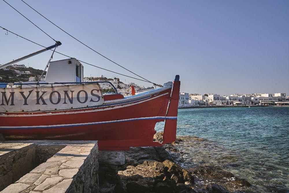 Mykonos Muse: Το πιο cool νησί της Μεσογείου αποτυπώνεται σε ένα νέο λεύκωμα