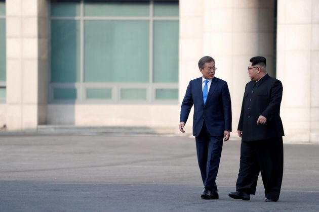 History Has Been Made Between South And North Korea But The Future Is Still