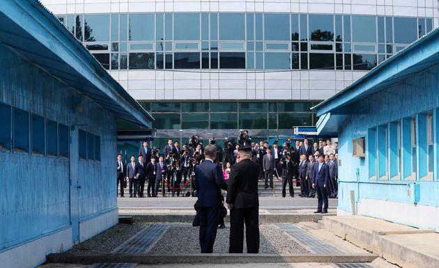 Ein historischer Schritt: Kim Jong-un kommt zu Friedensgesprächen nach