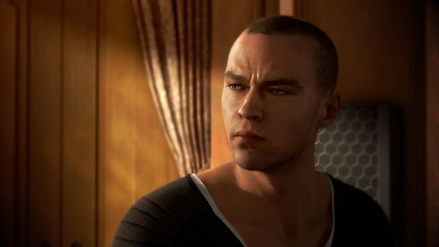 Markus' struggles are less apparent at first but as you progress his storyline is perhaps the most vital...