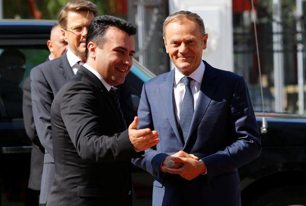 Ζάεφ: Η επίλυση του ονοματολογικού θα ανοίξει τις πόρτες για ένταξη σε ΝΑΤΟ και