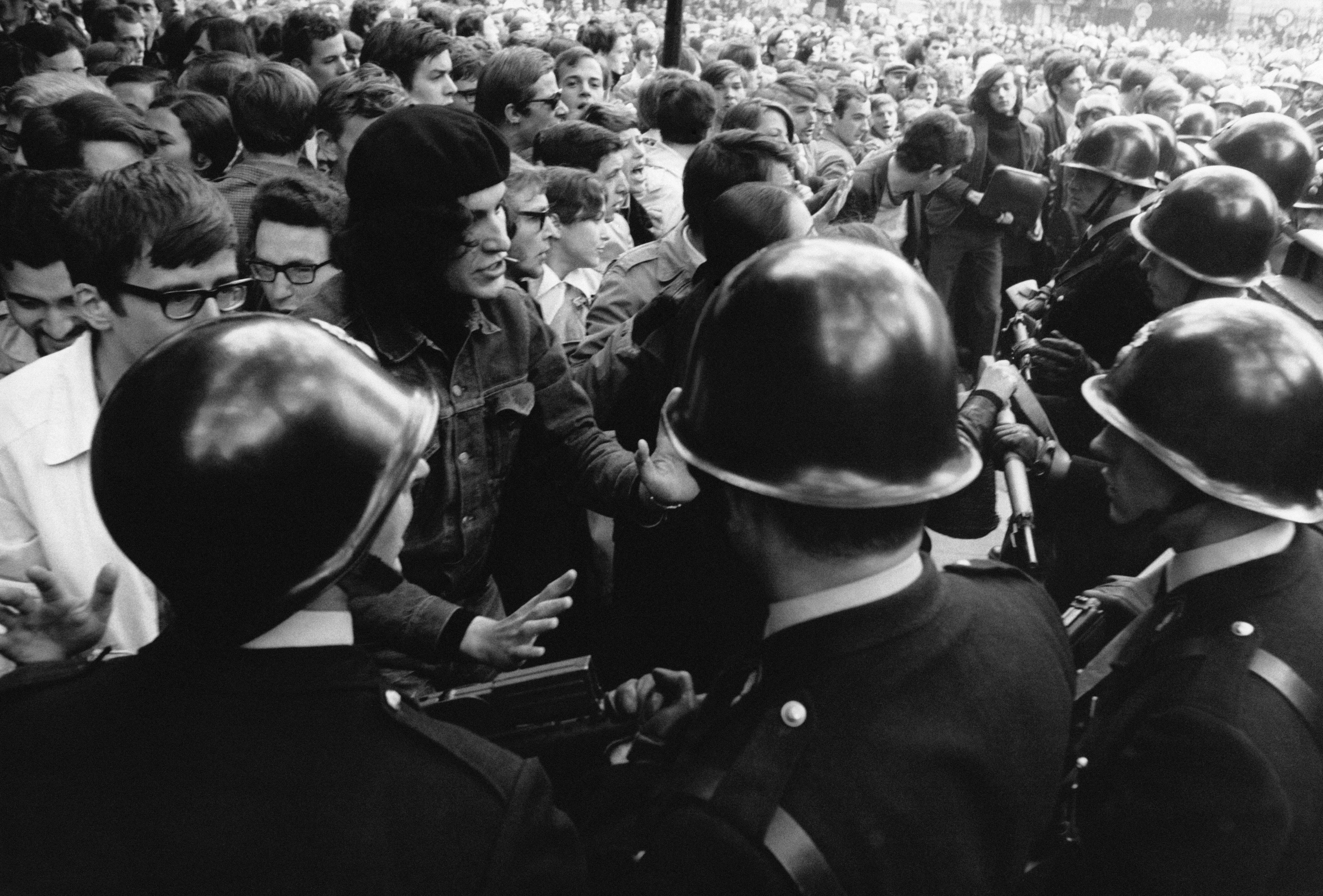 Ο Μάης του '68 όπως τον έζησε ο Ροβήρος