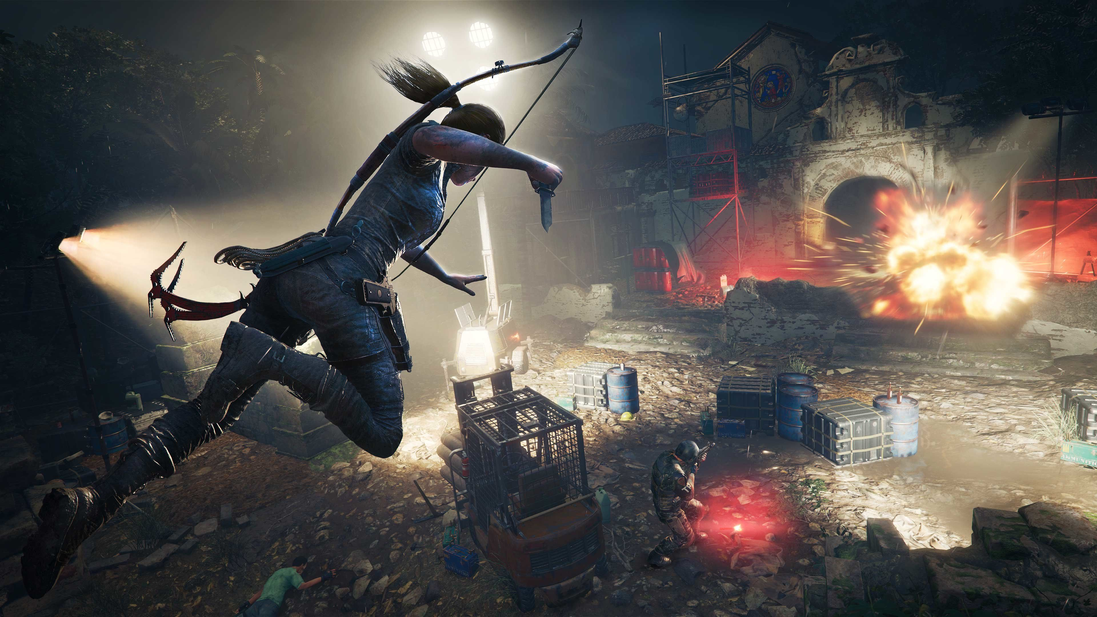 Watch The First Trailer For Shadow Of The Tomb