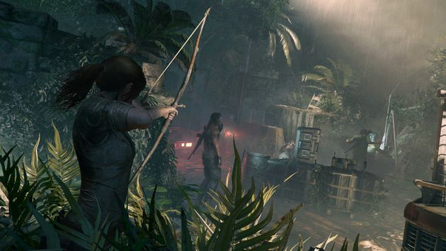 Shadow Of The Tomb Raider Trailer And Gameplay Screenshots