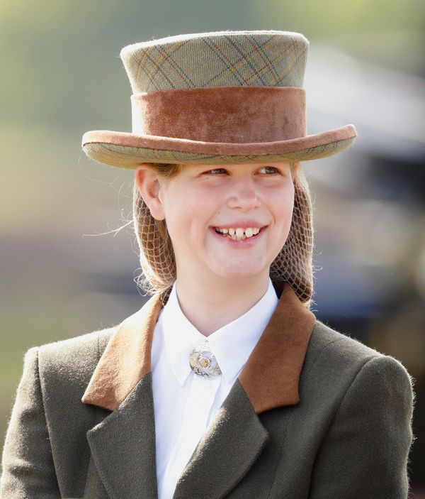 This means that Edward and Sophie's oldest child, Lady Louise Windsor, is 12th in the line of succession.