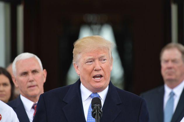 Jetzt kommt es auf ihn an: Donald