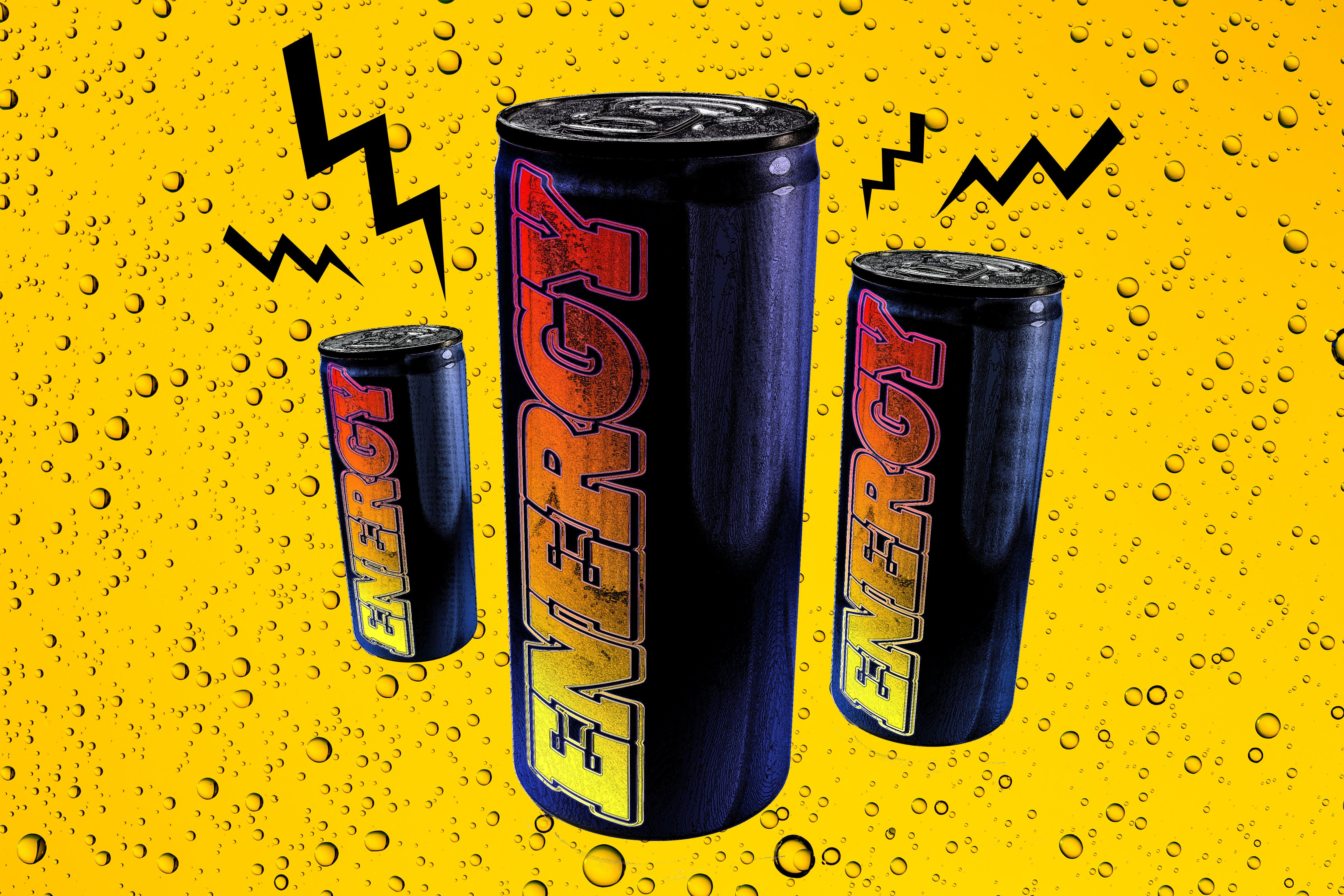 How The UK Got Hooked On Energy Drinks - And What It's Doing To Our