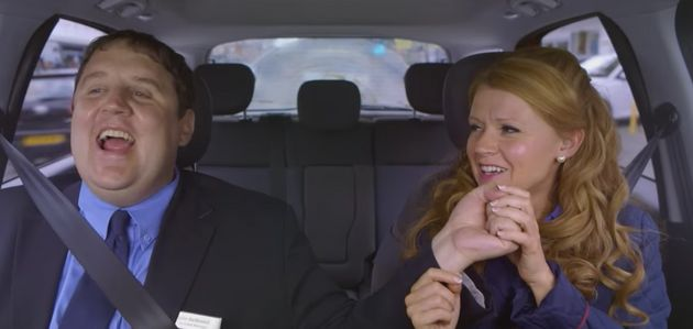 'Peter Kay's Car Share': BBC Reveals First Look At Improvised