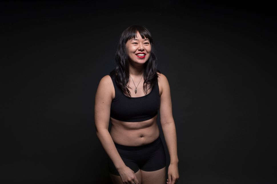 Asian Bodies That Proudly Defy An Archetype | HuffPost