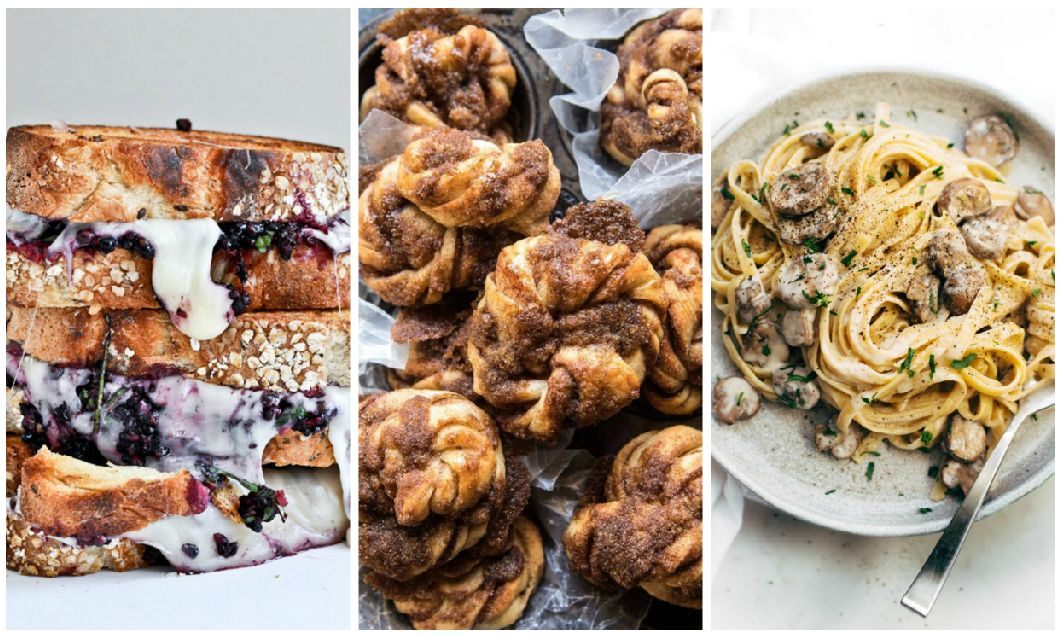 The 10 Most Popular Recipes On Instagram In April
