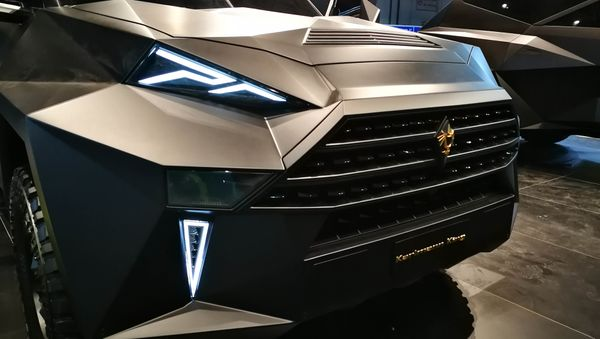 This 3 8 Million Vehicle Is The World S Most Expensive Suv Huffpost