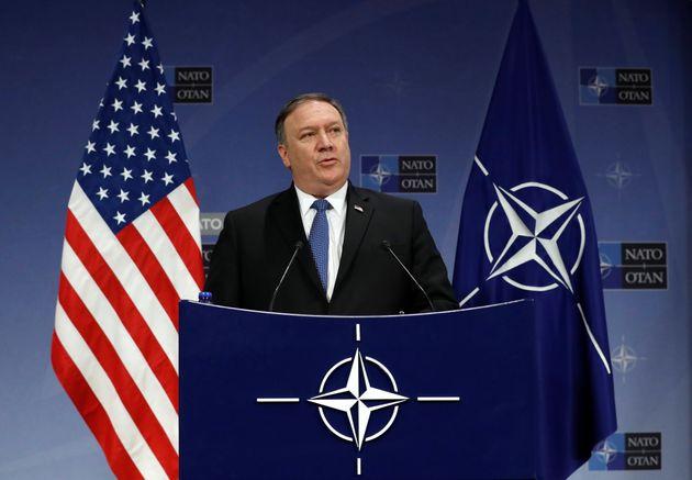 Πομπέο: Οι ΗΠΑ ανησυχούν σοβαρά για την αγορά των ρωσικών S-400 από την