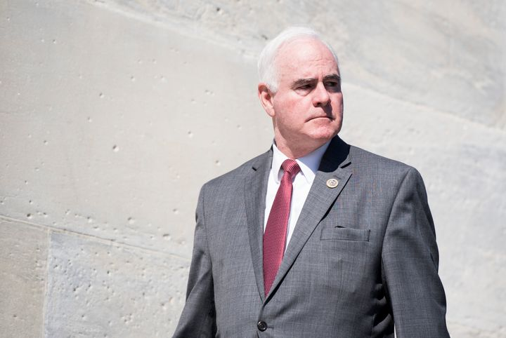 Rep. Patrick Meehan (R-Pa.) settled a sexual harassment claim using $39,000 out of his congressional offi
