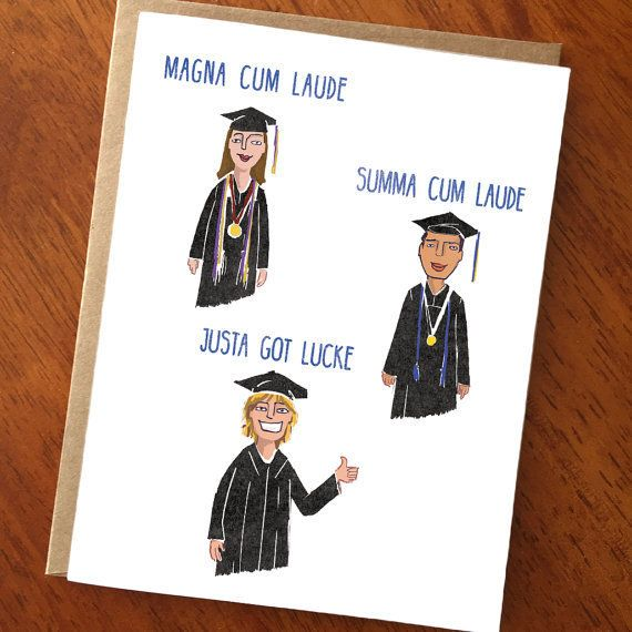 20 Funny Graduation Cards To Keep Things Lighthearted Huffpost Life