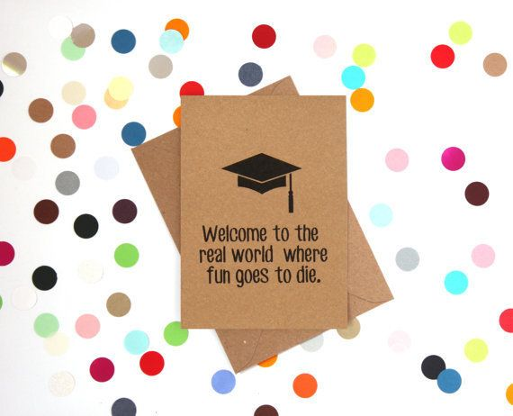 20 Funny Graduation Cards To Keep Things Lighthearted