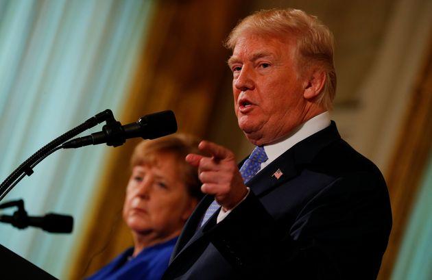 Τραμπ: Θα συνεχίσουμε να πιέζουμε την Πιονγκγιάνγκ για την αποπυρηνικοποίηση. Το Ιράν δεν θα αποκτήσει