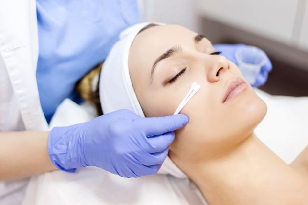 Roughly 1.4 million chemical peels were administered in the United States in