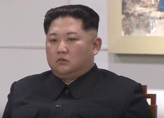 오연준 군의 노래를 들은 김정은 위원장의 3단 표정 변화