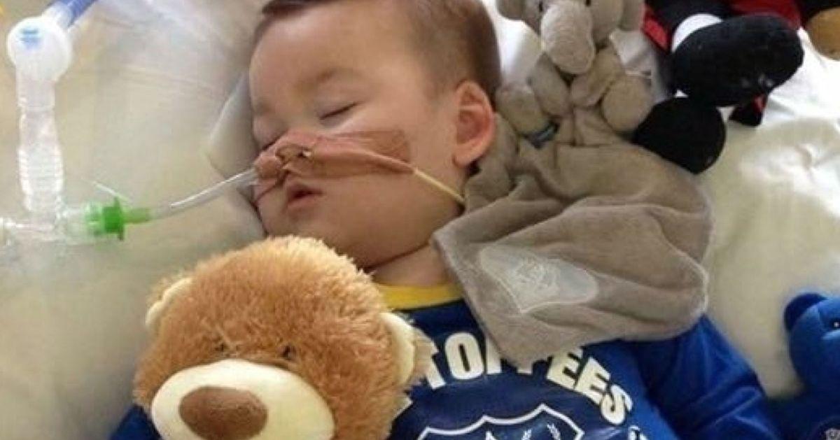 Alfie Evans, Toddler At Centre Of Court Battle Over His Treatment, Dies