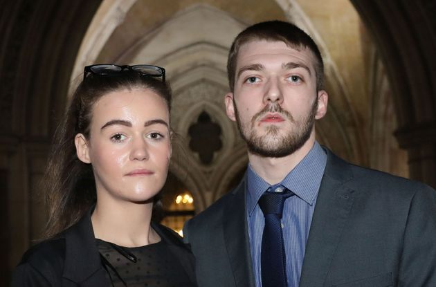 Tom Evans and Kate James had fought to take their son to a hospital abroad for treatment for a degenerative...