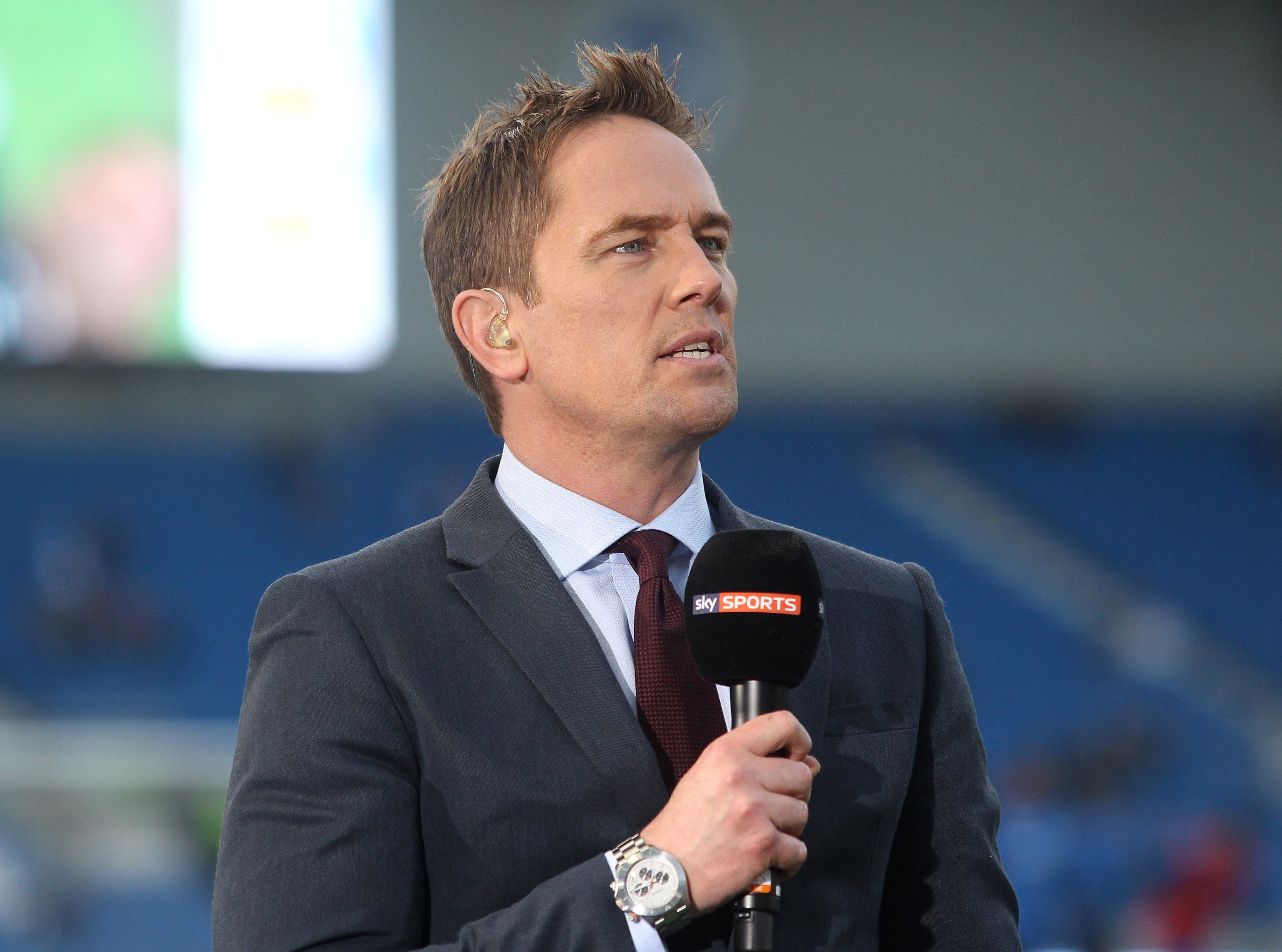 Simon Thomas Quits Sky Sports Job To Care For Eight-Year-Old Son, Following Wife's