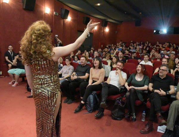 11ο Outview Film Festival Τελετή Λήξης και Απονομή