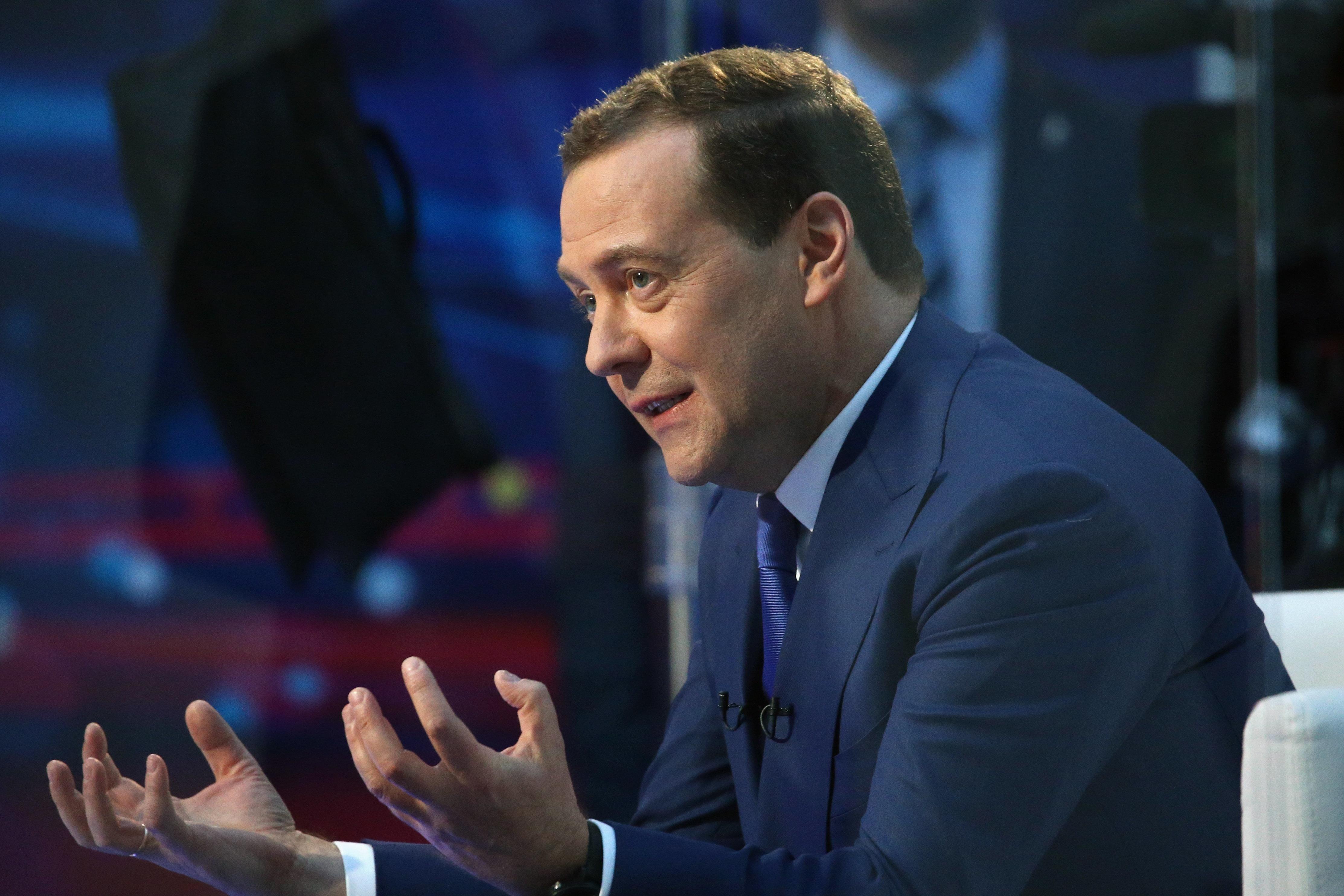 Σκέψεις να καταστεί ποινικό αδίκημα για τους Ρώσους η τήρηση των κυρώσεων των ΗΠΑ. Υποστηρικτής της ιδέας ο