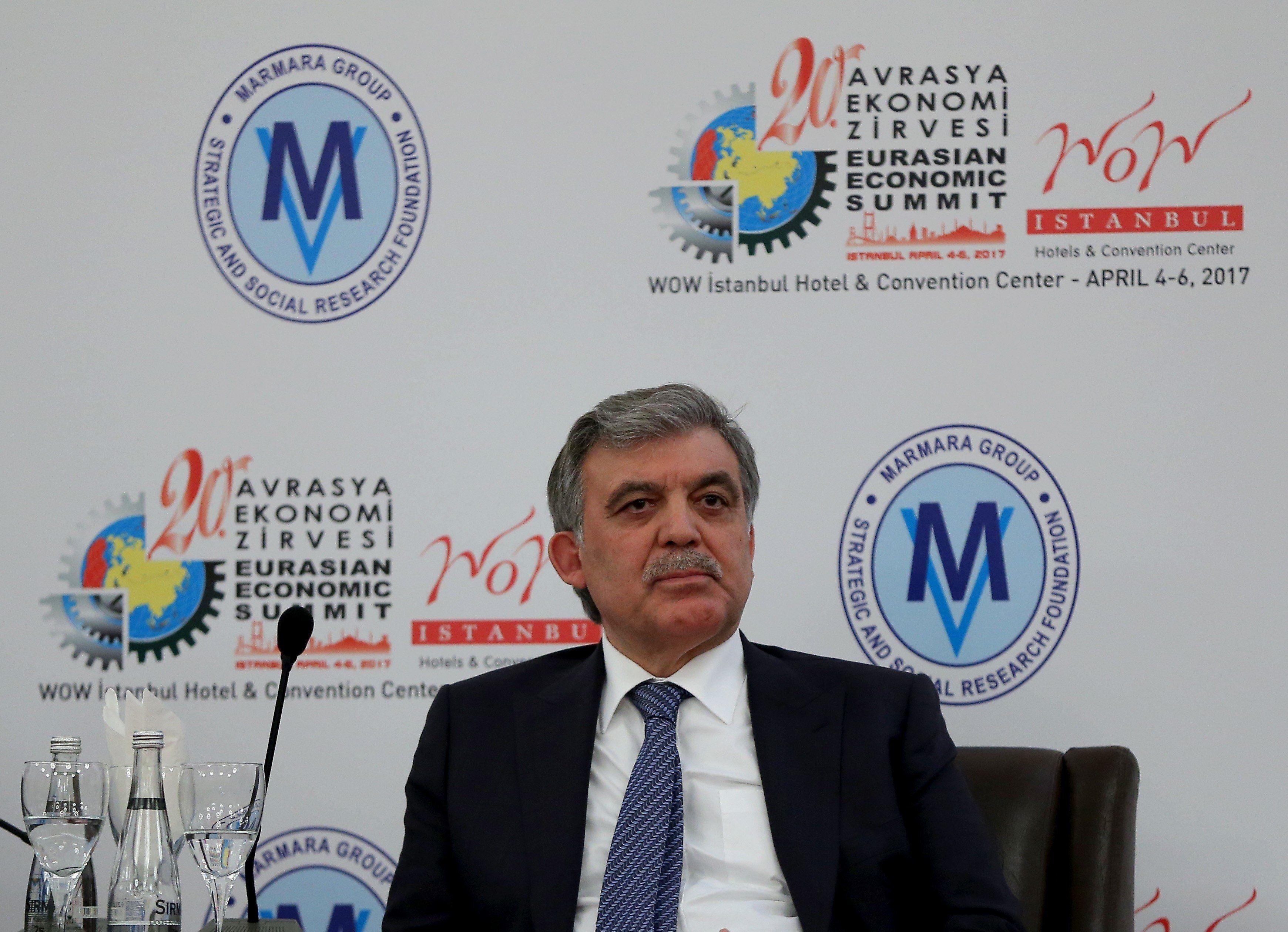 Ex-Präsident Gül will nicht erneut kandidieren