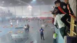 Vidéo. Une salle omnisports complètement saccagée à Batna après un match de