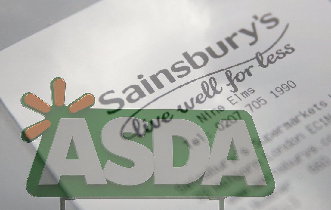 Sainsbury's And Asda In 'Advanced Talks' To Merge