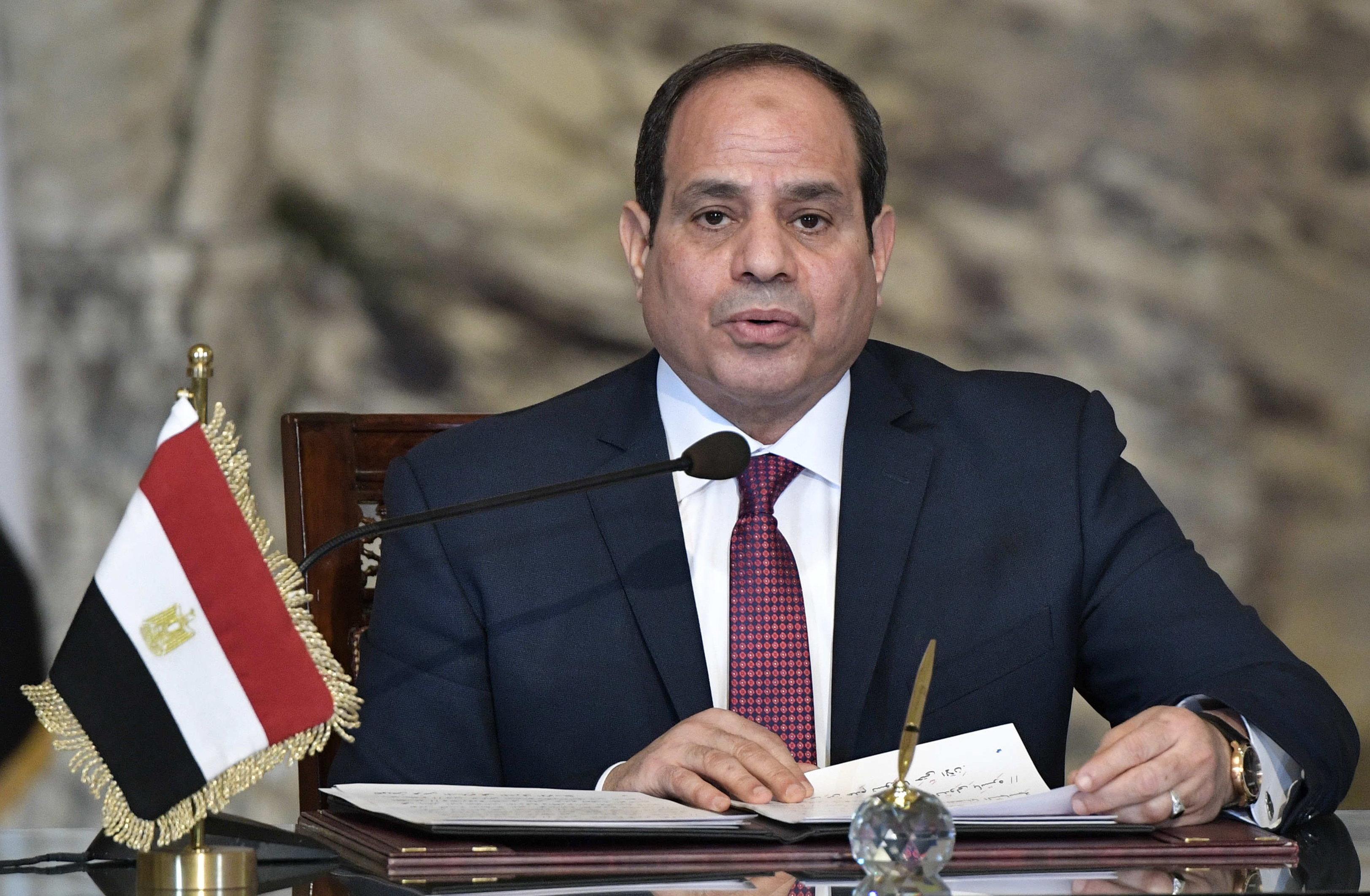 Αίγυπτος: «Αν δεν είχαμε λάβει αυτά τα μέτρα, θα είχαμε χάσει το Σινά», δηλώνει ο Σίσι για την επιχείρηση κατά των