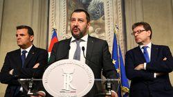 Σαλβίνι: «Σε περίπτωση κυβερνητικής συμφωνίας Πέντε Αστέρων- Κεντροαριστεράς, θα