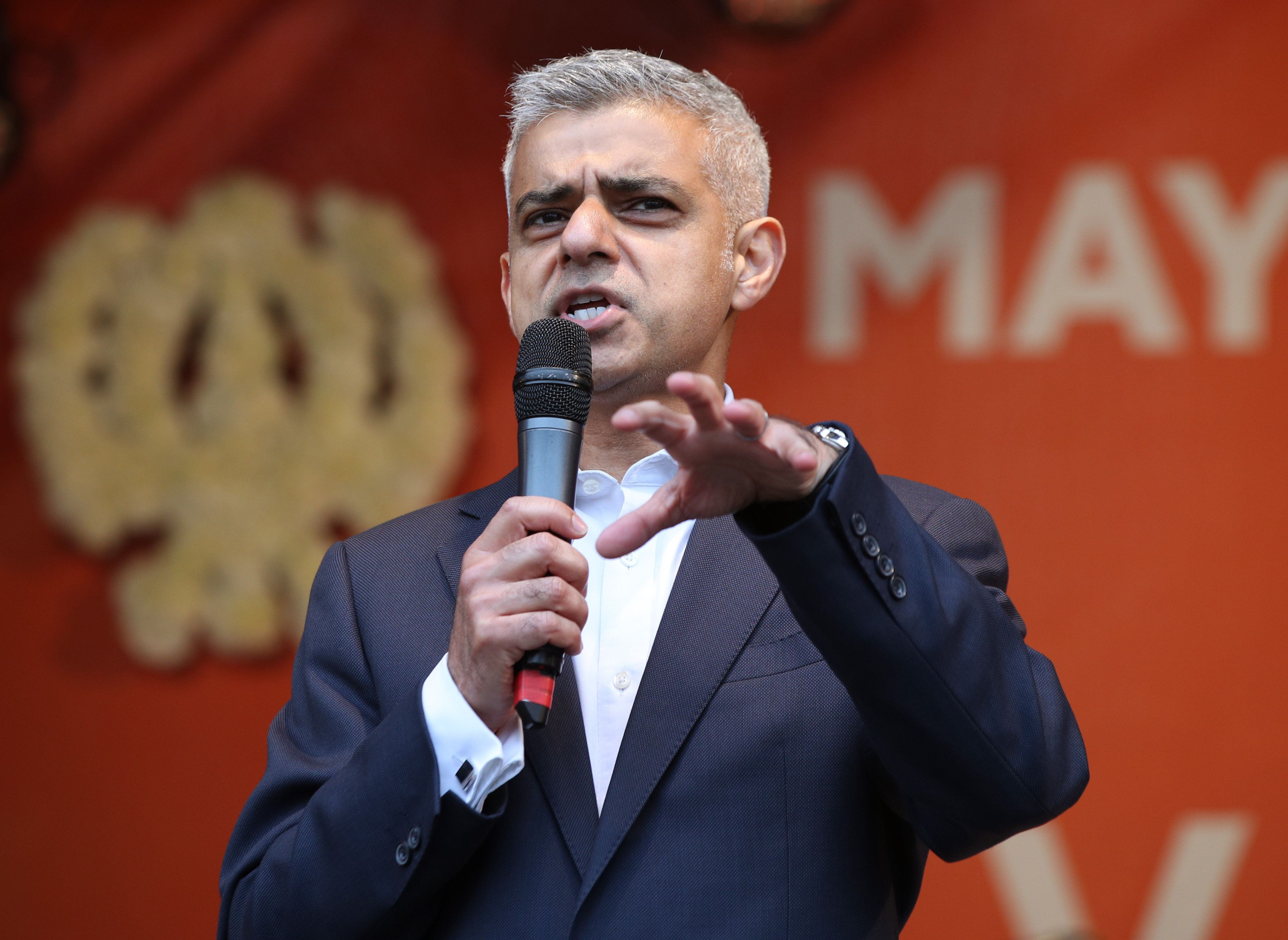 Sadiq Khan said Amber Rudd 'appears completely unaware about what is going on in her own