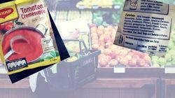 Edeka-Kundin kauft Maggi-Suppe – als sie die Zutaten liest, ist sie