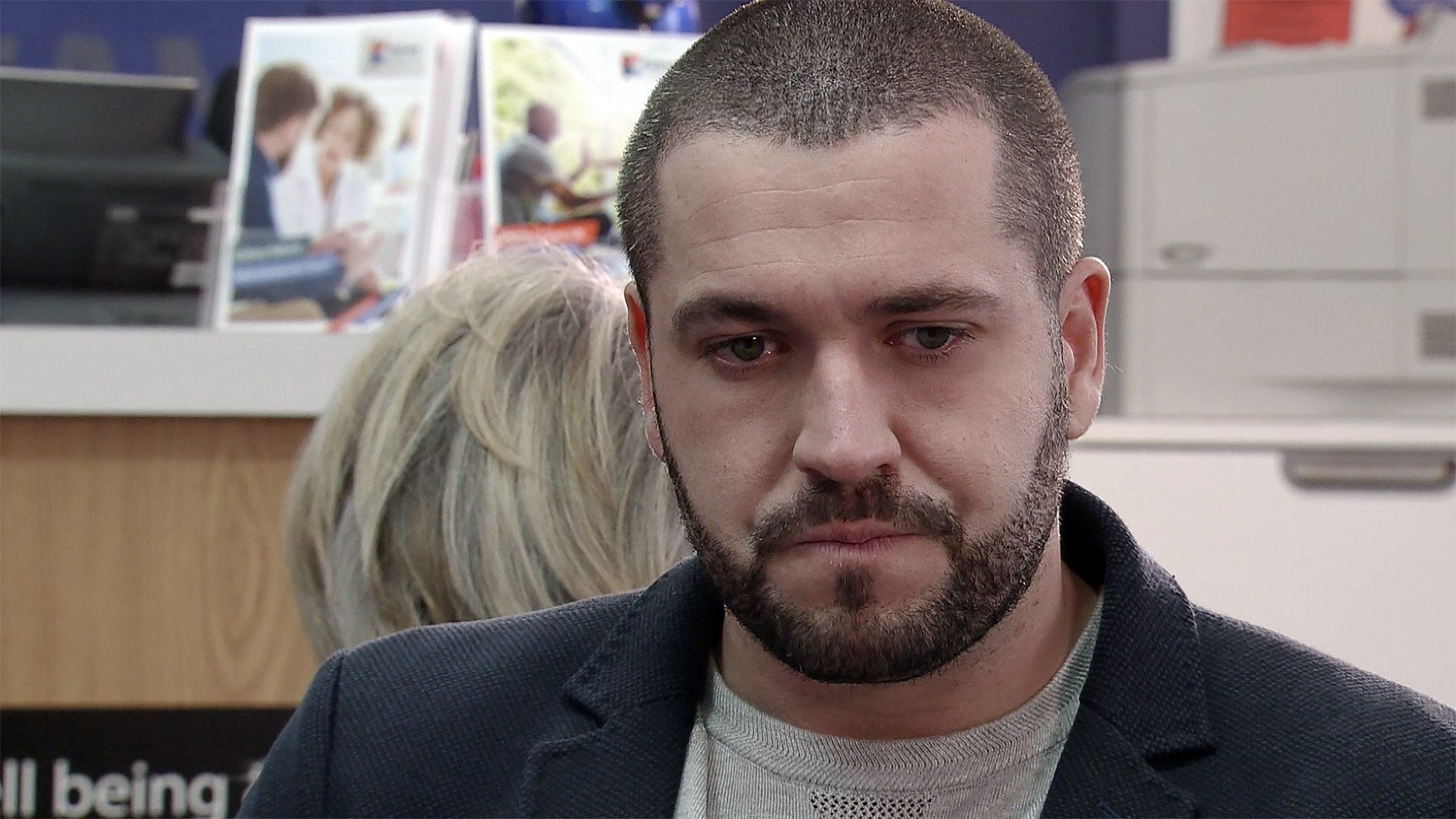 Shayne Ward Says He 'Bawled Like A Baby' After Filming One Of Corrie's 'Most Shocking' Exits