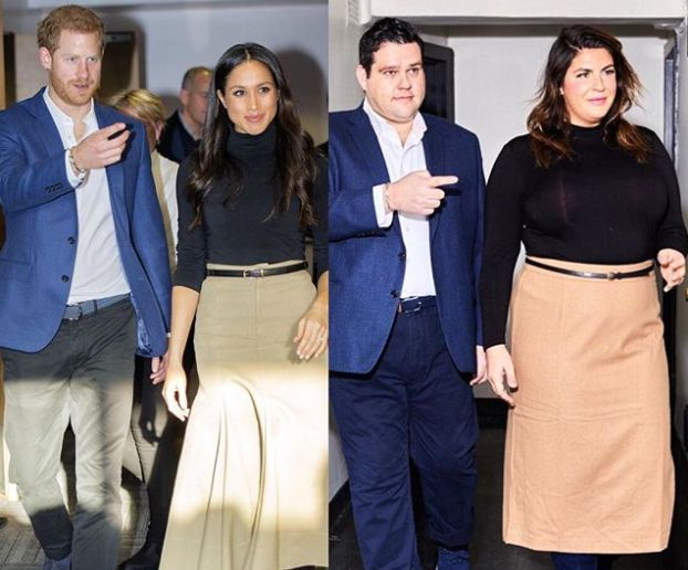 Αυτή η fashion blogger αντιγράφει τα looks διάσημων για να αποδείξει ότι το στυλ έρχεται σε κάθε