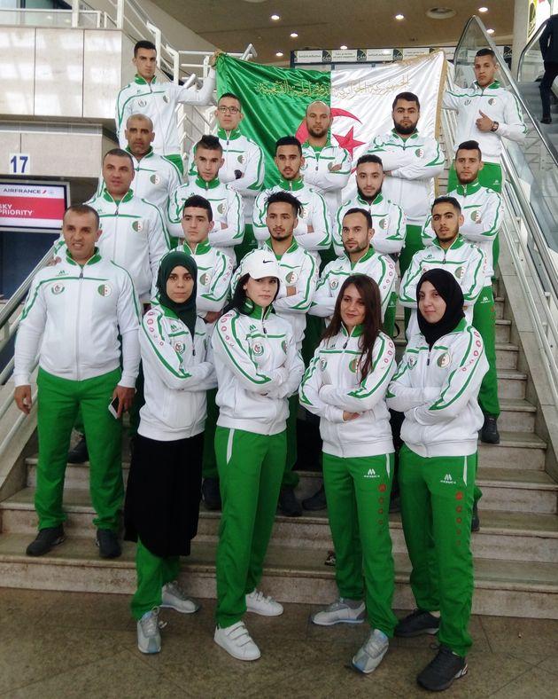 Kick-boxing: l'Algérie sacrée championne d'Afrique pour la première
