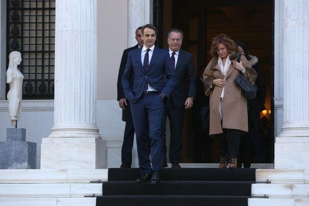 ΝΔ: Η προκλητική παραχάραξη της ιστορίας από τον Ερντογάν υπονομεύει τις σχέσεις των δυο