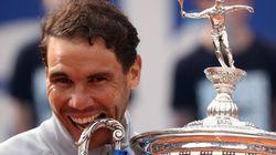 Rafael Nadal remporte le tournoi de Barcelone pour la onzième fois