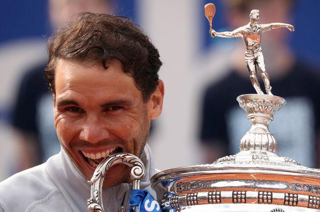 Rafael Nadal remporte le tournoi de Barcelone pour la onzième