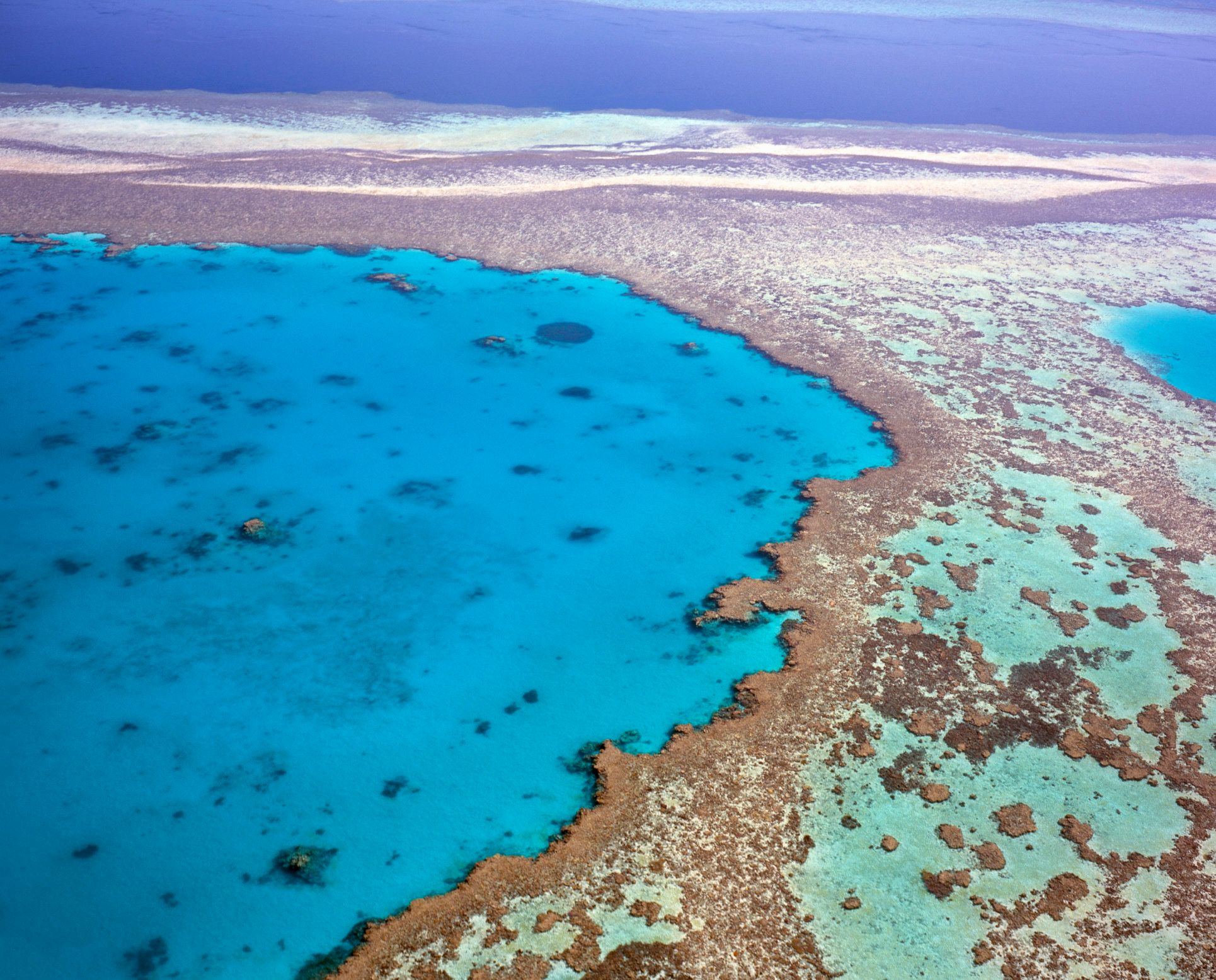 Australia announces record investment in Great Barrier Reef