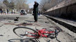 A Kaboul un double attentat fait plus de 20 morts dont 4