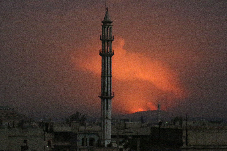 Syrien vermutet israelisches Militär hinter Raketenbeschuss nahe Aleppo