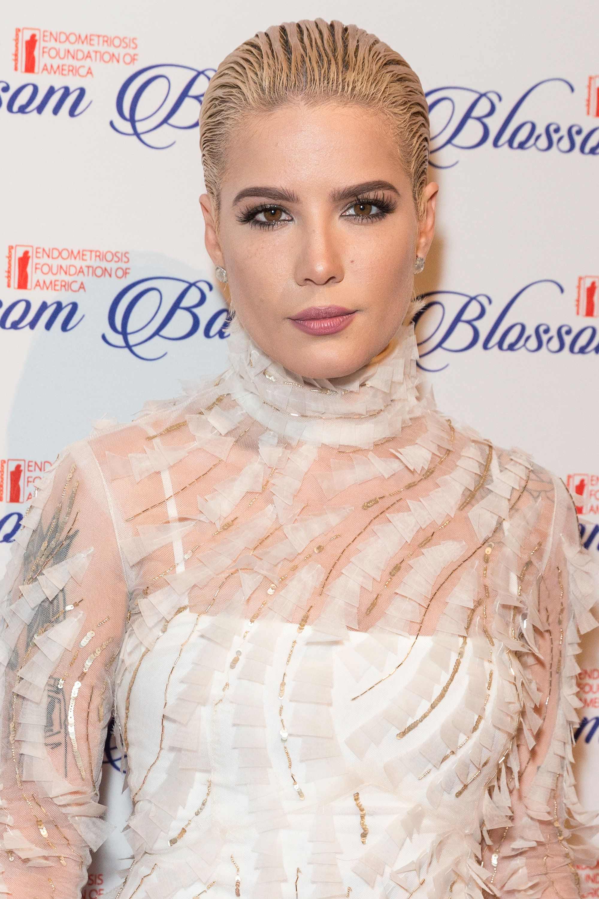 Halsey Sparks Twitter Debate By Saying Hotel Shampoo 'Alienates People Of